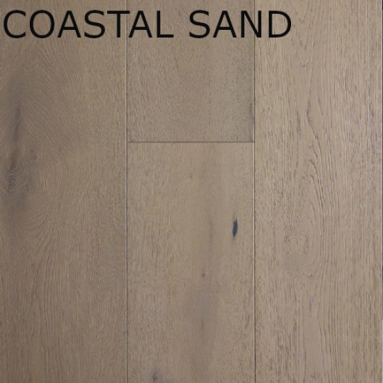 Silver Oak - Hardwood Flooring