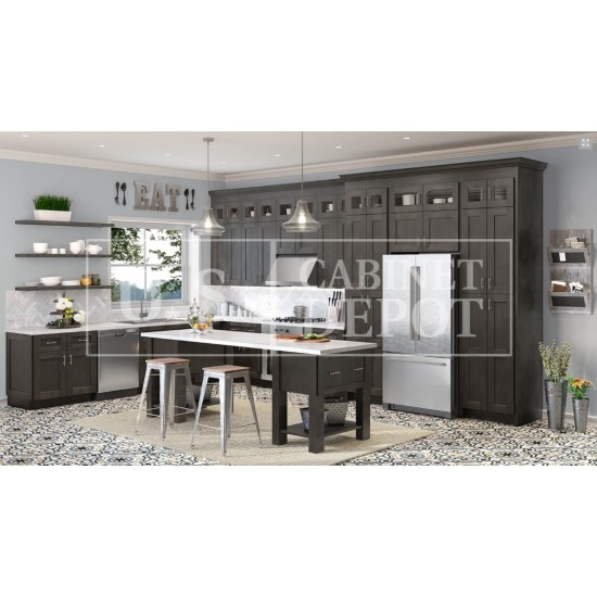 York Wall Cabinets - Microwave Cabinet