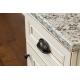 York Vanity Sink Bases - Double Door Single Drawer